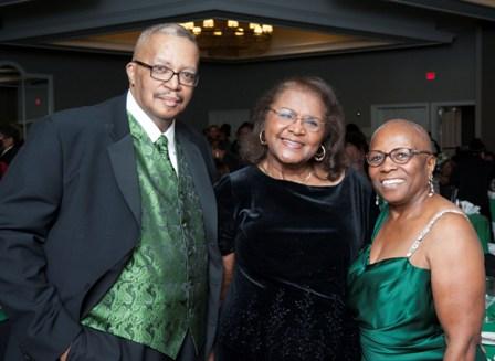 Robert Baltimore, Senator Joanne C. Benson, Margarett Baltimore