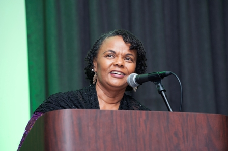 Senator (Ret.) Verna Jones-Rodwell
