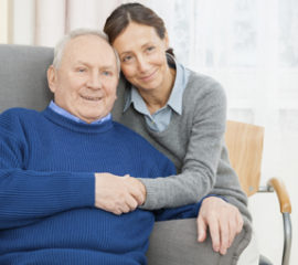 Combat Elderly Care Stress